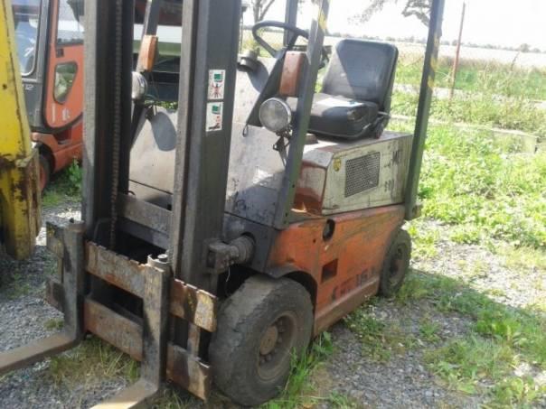 Destas  16, foto 1 Pracovní a zemědělské stroje, Vysokozdvižné vozíky | spěcháto.cz - bazar, inzerce zdarma
