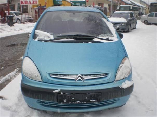 Citroën Xsara Picasso 1.8 16 V, foto 1 Auto – moto , Automobily | spěcháto.cz - bazar, inzerce zdarma
