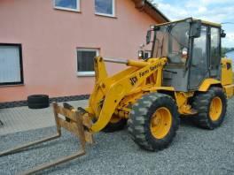 JCB  kloubový nakladač jcb 406, pohon 4x , Pracovní a zemědělské stroje, Pracovní stroje  | spěcháto.cz - bazar, inzerce zdarma
