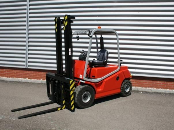 CBD 30 (PS732), foto 1 Pracovní a zemědělské stroje, Vysokozdvižné vozíky   spěcháto.cz - bazar, inzerce zdarma