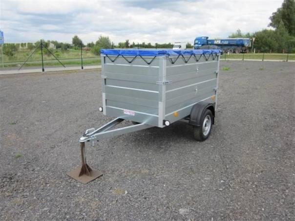 HD 3 2,06/1,11 2nástavba+plach, foto 1 Užitkové a nákladní vozy, Přívěsy a návěsy | spěcháto.cz - bazar, inzerce zdarma