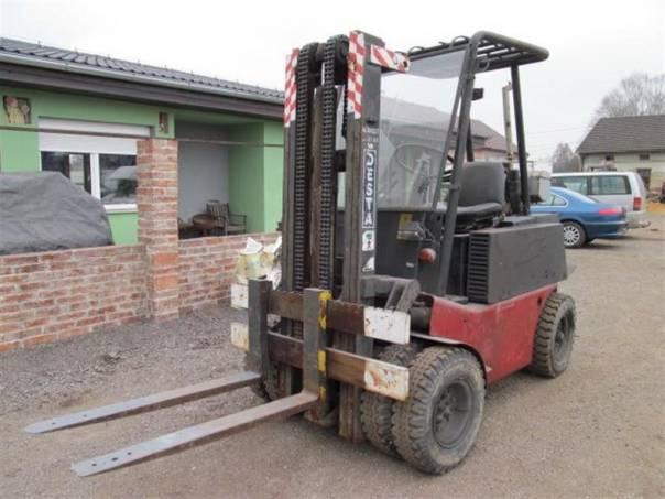 Desta, foto 1 Pracovní a zemědělské stroje, Vysokozdvižné vozíky | spěcháto.cz - bazar, inzerce zdarma