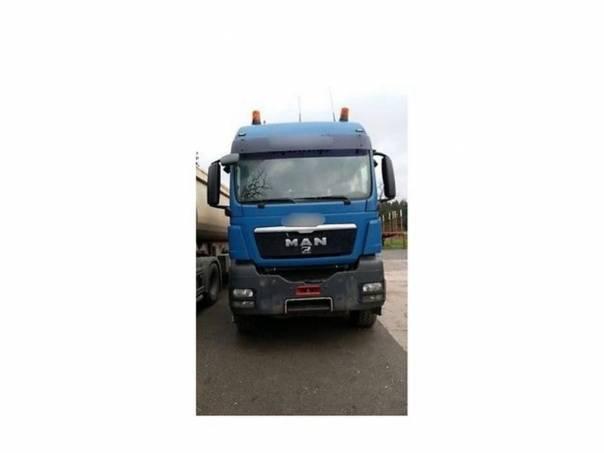 MAN  TGS 28.480 6x4, foto 1 Užitkové a nákladní vozy, Nad 7,5 t | spěcháto.cz - bazar, inzerce zdarma
