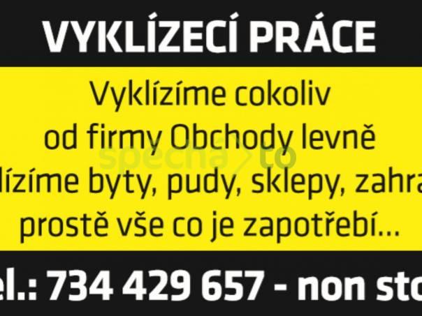 Vyklízení bytů Praha NON STOP, foto 1 Obchod a služby, Přeprava, stěhování | spěcháto.cz - bazar, inzerce zdarma