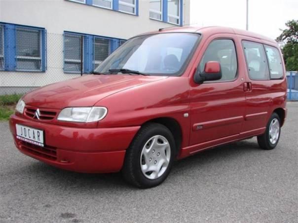Citroën Berlingo 1,6 16v Klima,Tažné,SuperStav, foto 1 Auto – moto , Automobily | spěcháto.cz - bazar, inzerce zdarma