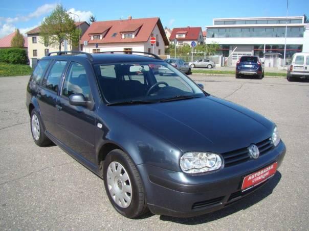 Volkswagen Golf 1.9 TDI 66 kW, klima, ESP, foto 1 Auto – moto , Automobily | spěcháto.cz - bazar, inzerce zdarma