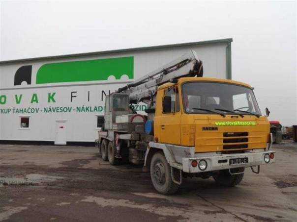 T 815 na prepravu betonu beton pumpa 6x6 >vin 8, foto 1 Užitkové a nákladní vozy, Nad 7,5 t   spěcháto.cz - bazar, inzerce zdarma
