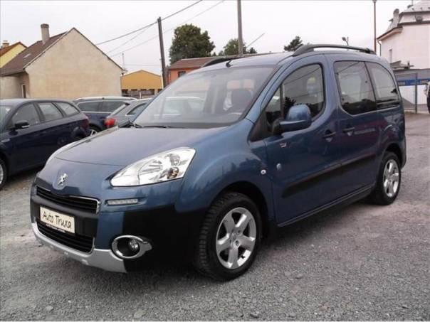Peugeot  1.6 HDi 84kW OUTDOOR zánovní a, foto 1 Auto – moto , Automobily | spěcháto.cz - bazar, inzerce zdarma
