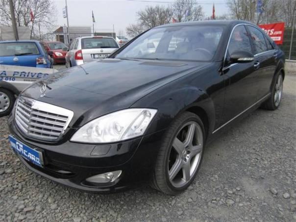 Mercedes-Benz Třída S 420 CDI AMG Driver's Package, foto 1 Auto – moto , Automobily | spěcháto.cz - bazar, inzerce zdarma