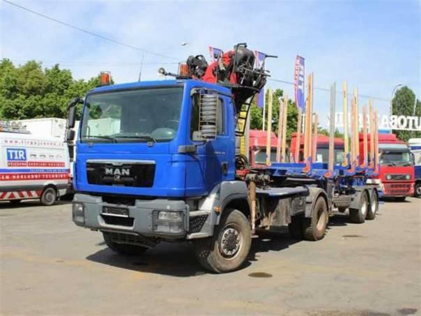TGM 18.340 4x4 BB EPSILON PALFINGER M100 Z96 se ZÁ, foto 1 Užitkové a nákladní vozy, Nad 7,5 t | spěcháto.cz - bazar, inzerce zdarma