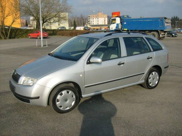 Škoda Fabia 1.4i 16V Comfort, foto 1 Auto – moto , Automobily | spěcháto.cz - bazar, inzerce zdarma