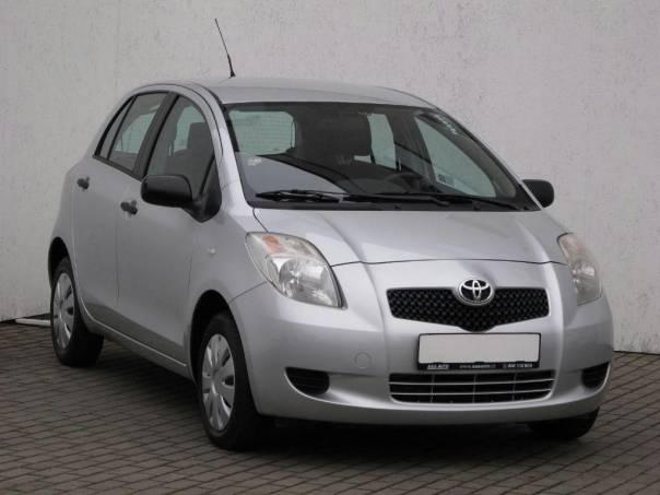 Toyota Yaris 1.0 VVT-i, foto 1 Auto – moto , Automobily | spěcháto.cz - bazar, inzerce zdarma
