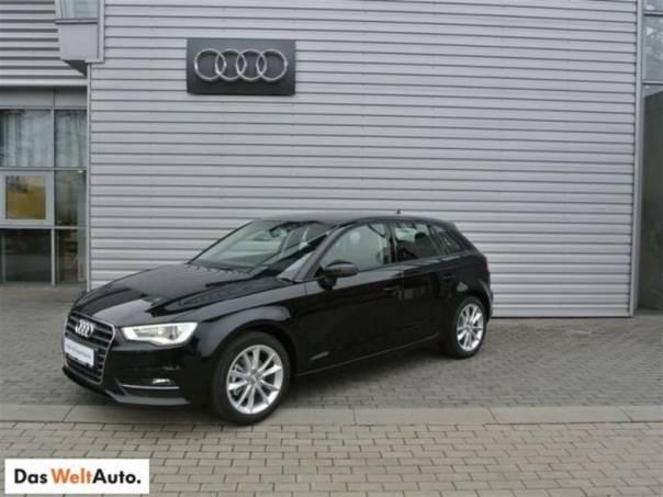 Audi A3 1.6 TDI Attraction, foto 1 Auto – moto , Automobily   spěcháto.cz - bazar, inzerce zdarma