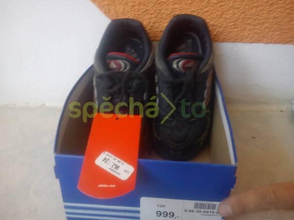 dětské botičky Adidas, foto 1 Pro děti, Dětská obuv  | spěcháto.cz - bazar, inzerce zdarma