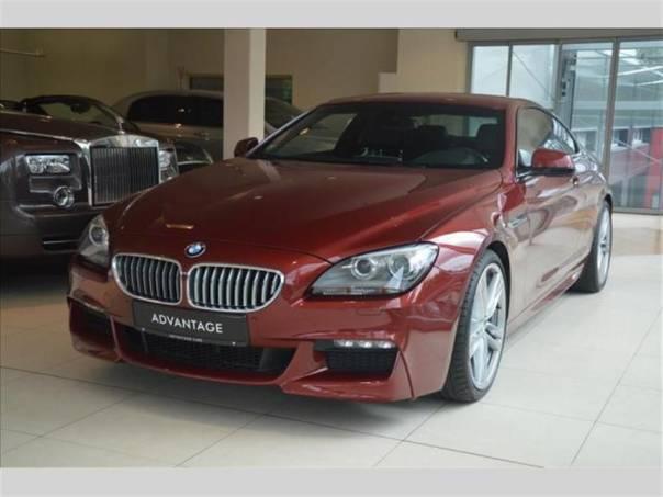BMW Řada 6 650i xDrive  SKLADEM 4.4, foto 1 Auto – moto , Automobily | spěcháto.cz - bazar, inzerce zdarma