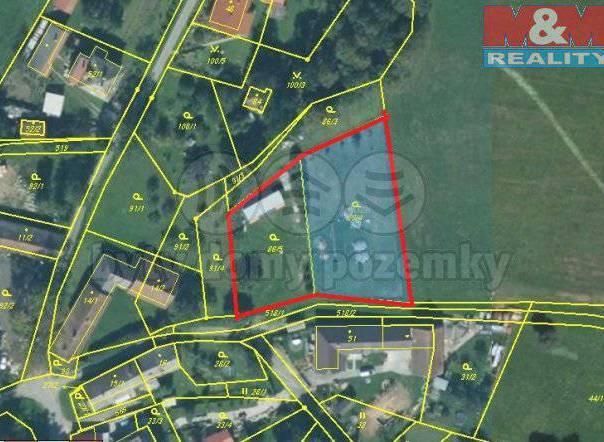 Prodej pozemku, Herálec, foto 1 Reality, Pozemky | spěcháto.cz - bazar, inzerce