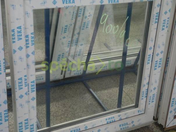 Plastové okno 90x90 bílé, foto 1 Dům a zahrada, Stavba a rekonstrukce | spěcháto.cz - bazar, inzerce zdarma