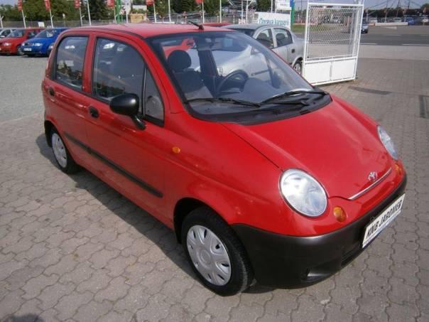 Daewoo Matiz 0.8i  50000km, po důchodci,, foto 1 Auto – moto , Automobily | spěcháto.cz - bazar, inzerce zdarma