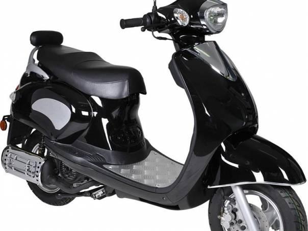 Benzhou Tori 50 ccm, foto 1 Auto – moto , Motocykly a čtyřkolky | spěcháto.cz - bazar, inzerce zdarma