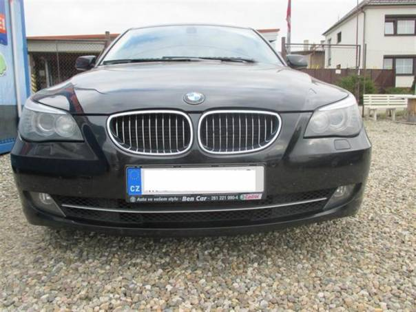 BMW Řada 5 3,0 Facelift Servisní kniha, foto 1 Auto – moto , Automobily   spěcháto.cz - bazar, inzerce zdarma