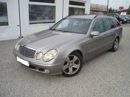 Mercedes-Benz Třída E 270 CDI Koupeno v ČR