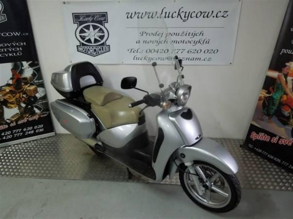 Aprilia Scarabeo Scarabeo 200-TOP, foto 1 Auto – moto , Motocykly a čtyřkolky | spěcháto.cz - bazar, inzerce zdarma