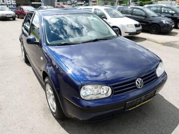 Volkswagen Golf 1,4 16v KLIMA, foto 1 Auto – moto , Automobily | spěcháto.cz - bazar, inzerce zdarma