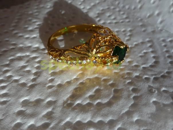 Zlatý prsten, foto 1 Modní doplňky, Šperky a bižuterie   spěcháto.cz - bazar, inzerce zdarma
