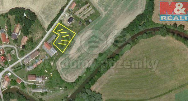 Prodej pozemku, Nahořany, foto 1 Reality, Pozemky | spěcháto.cz - bazar, inzerce