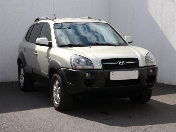 Hyundai Tucson  2.0i, 2.maj,Serv.kniha,ČR, foto 1 Auto – moto , Automobily   spěcháto.cz - bazar, inzerce zdarma
