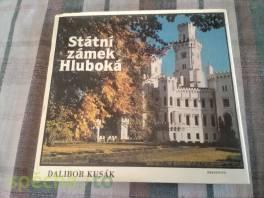 Státní zámek Hluboká - obrazová publikace , Hobby, volný čas, Knihy  | spěcháto.cz - bazar, inzerce zdarma
