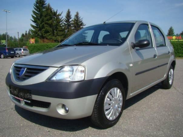 Dacia Logan 1,6 klima, servisní knížka, foto 1 Auto – moto , Automobily | spěcháto.cz - bazar, inzerce zdarma