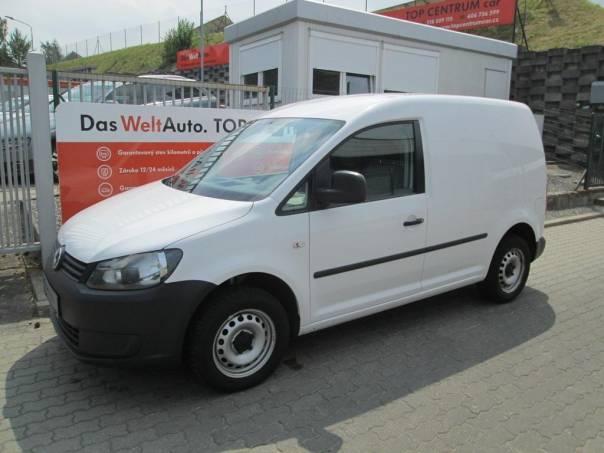 Volkswagen Caddy 1,6 TDI (55kW/75k), foto 1 Užitkové a nákladní vozy, Do 7,5 t | spěcháto.cz - bazar, inzerce zdarma