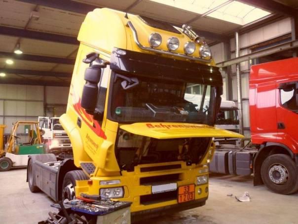 Iveco  Stralis, sedadlo spolujezdce, foto 1 Užitkové a nákladní vozy, Nad 7,5 t | spěcháto.cz - bazar, inzerce zdarma