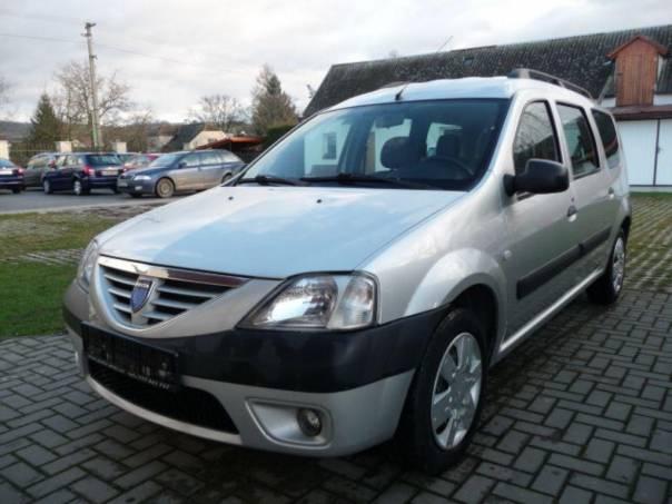 Dacia Logan 1.6i + LPG Laureate, foto 1 Auto – moto , Automobily | spěcháto.cz - bazar, inzerce zdarma
