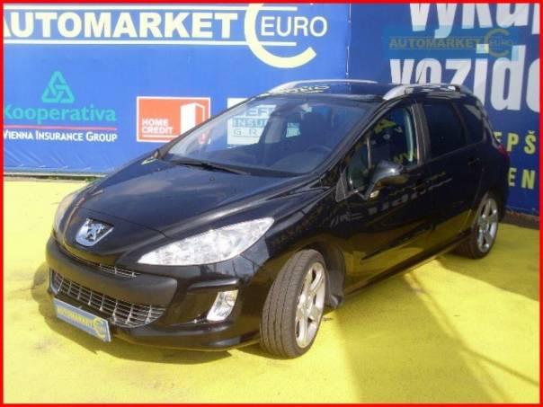 Peugeot 308 2.0 HDi Exclusive SW, foto 1 Auto – moto , Automobily | spěcháto.cz - bazar, inzerce zdarma