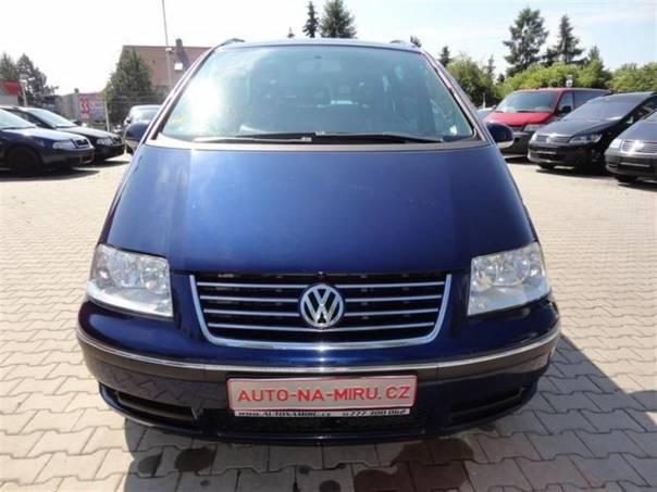 Volkswagen Sharan 1,9TDI 85kw GOAL Chrom7sedaček, foto 1 Auto – moto , Automobily | spěcháto.cz - bazar, inzerce zdarma