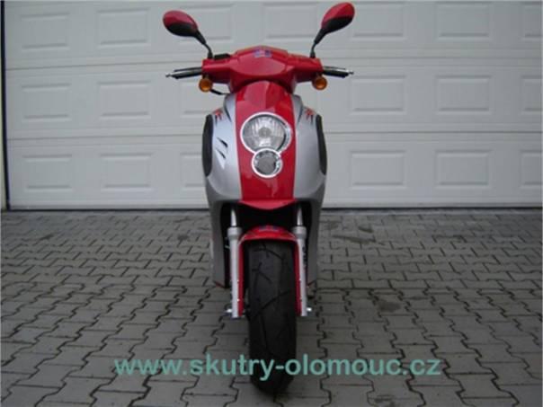 Kingway Cereno , foto 1 Auto – moto , Motocykly a čtyřkolky | spěcháto.cz - bazar, inzerce zdarma