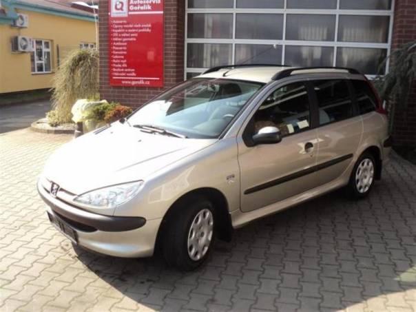 Peugeot 206 1,4i-10 000KM-HAGUSY-PŘÍSLUŠEN, foto 1 Auto – moto , Automobily | spěcháto.cz - bazar, inzerce zdarma