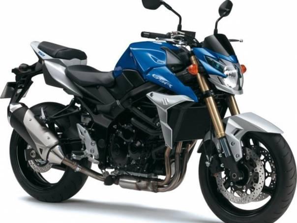 Suzuki  GSR 750 ABS 2014 AKCE, foto 1 Auto – moto , Motocykly a čtyřkolky | spěcháto.cz - bazar, inzerce zdarma