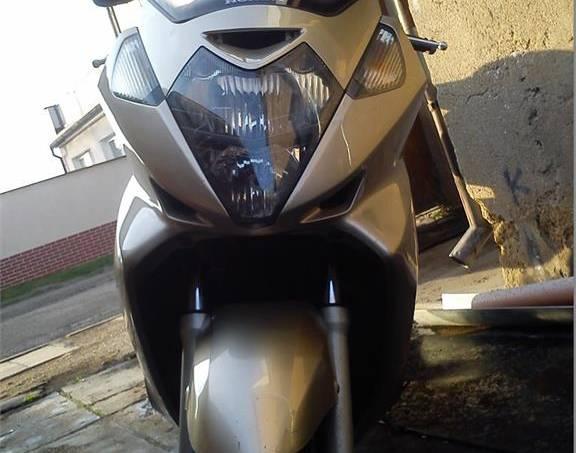 Honda Silver Wing 600, foto 1 Auto – moto , Motocykly a čtyřkolky | spěcháto.cz - bazar, inzerce zdarma