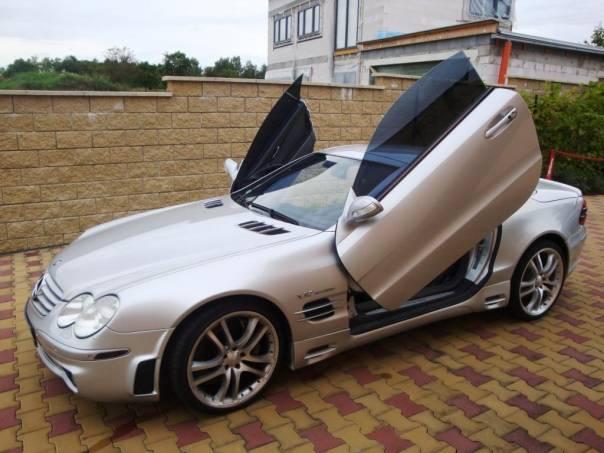 Mercedes-Benz SL 65AMG,odpočet DPH,12V,612koní,1000Nm, foto 1 Auto – moto , Automobily | spěcháto.cz - bazar, inzerce zdarma