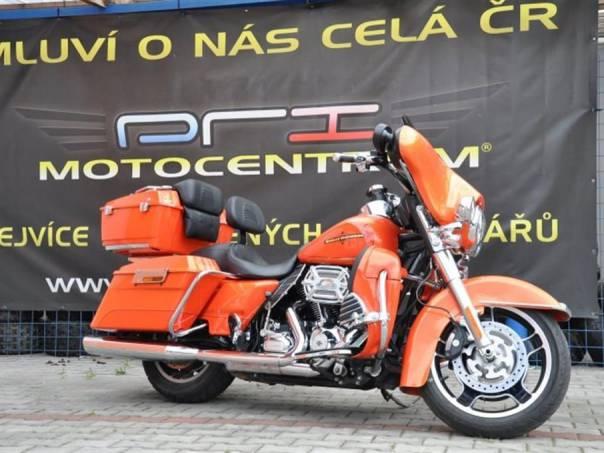 Harley-Davidson FLH FLHX Street Glide, foto 1 Auto – moto , Motocykly a čtyřkolky | spěcháto.cz - bazar, inzerce zdarma