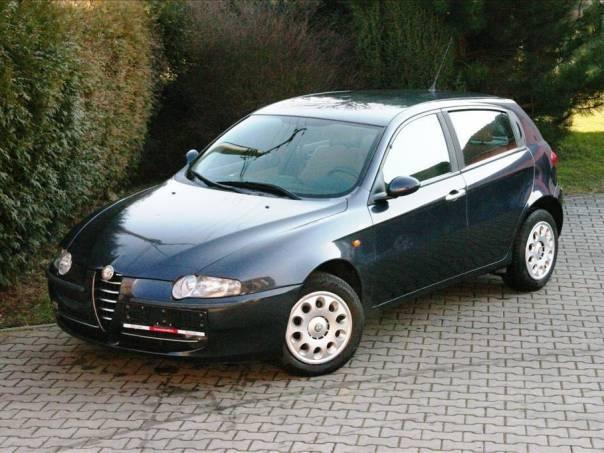 Alfa Romeo 147 1.9 JTD  85kW*klima*, foto 1 Auto – moto , Automobily | spěcháto.cz - bazar, inzerce zdarma