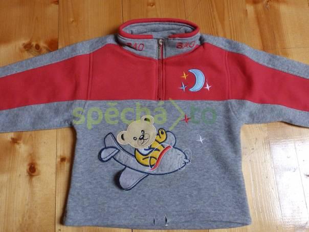 Krásná mikinka s medvídkem, foto 1 Pro děti, Dětské oblečení  | spěcháto.cz - bazar, inzerce zdarma