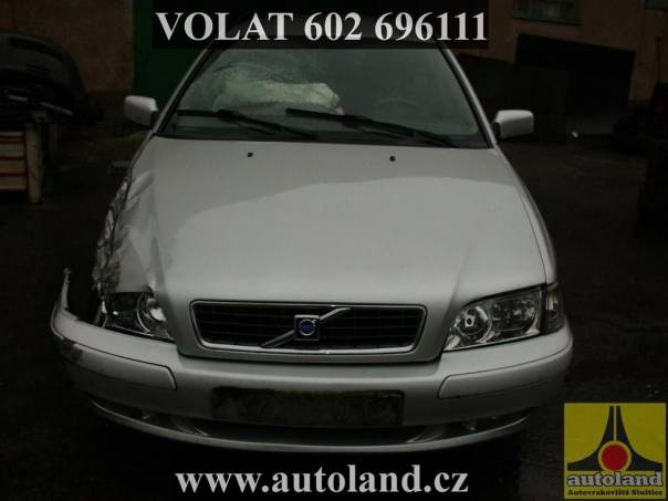 Volvo V40 1,9, foto 1 Náhradní díly a příslušenství, Ostatní | spěcháto.cz - bazar, inzerce zdarma