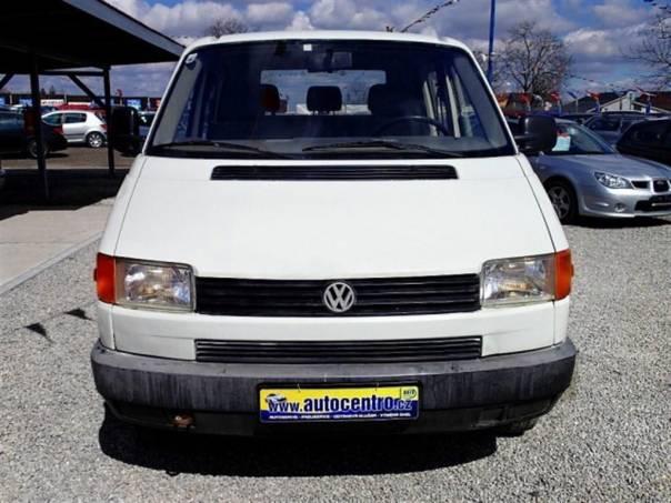 Volkswagen Transporter 1.9TDI 6sed VALNÍK - 1MAJITEL, foto 1 Užitkové a nákladní vozy, Do 7,5 t | spěcháto.cz - bazar, inzerce zdarma