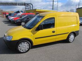 Opel Combo 1.6CNG ČR 1.maj serviska