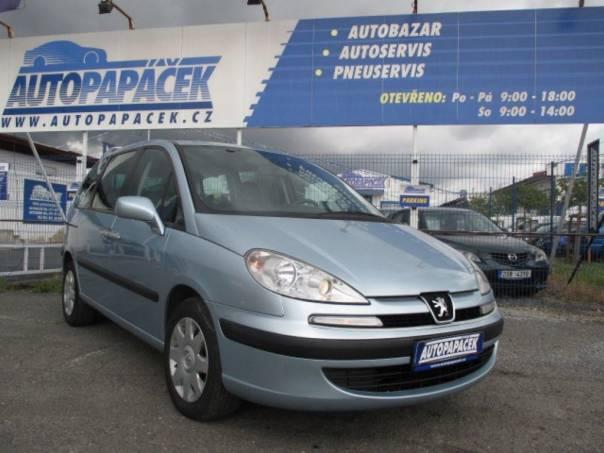 Peugeot 807 2.0 HDi Klima 8 Míst, foto 1 Auto – moto , Automobily | spěcháto.cz - bazar, inzerce zdarma