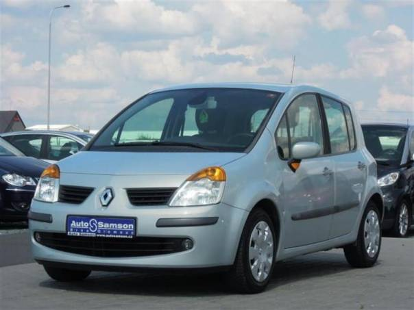 Renault Modus 1,5 DCi *DIGI KLIMA*, foto 1 Auto – moto , Automobily | spěcháto.cz - bazar, inzerce zdarma